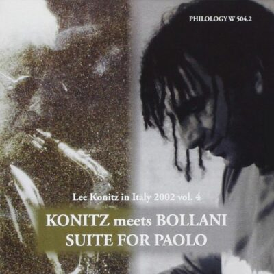 Konitz meets Bollani: Suite for Paolo