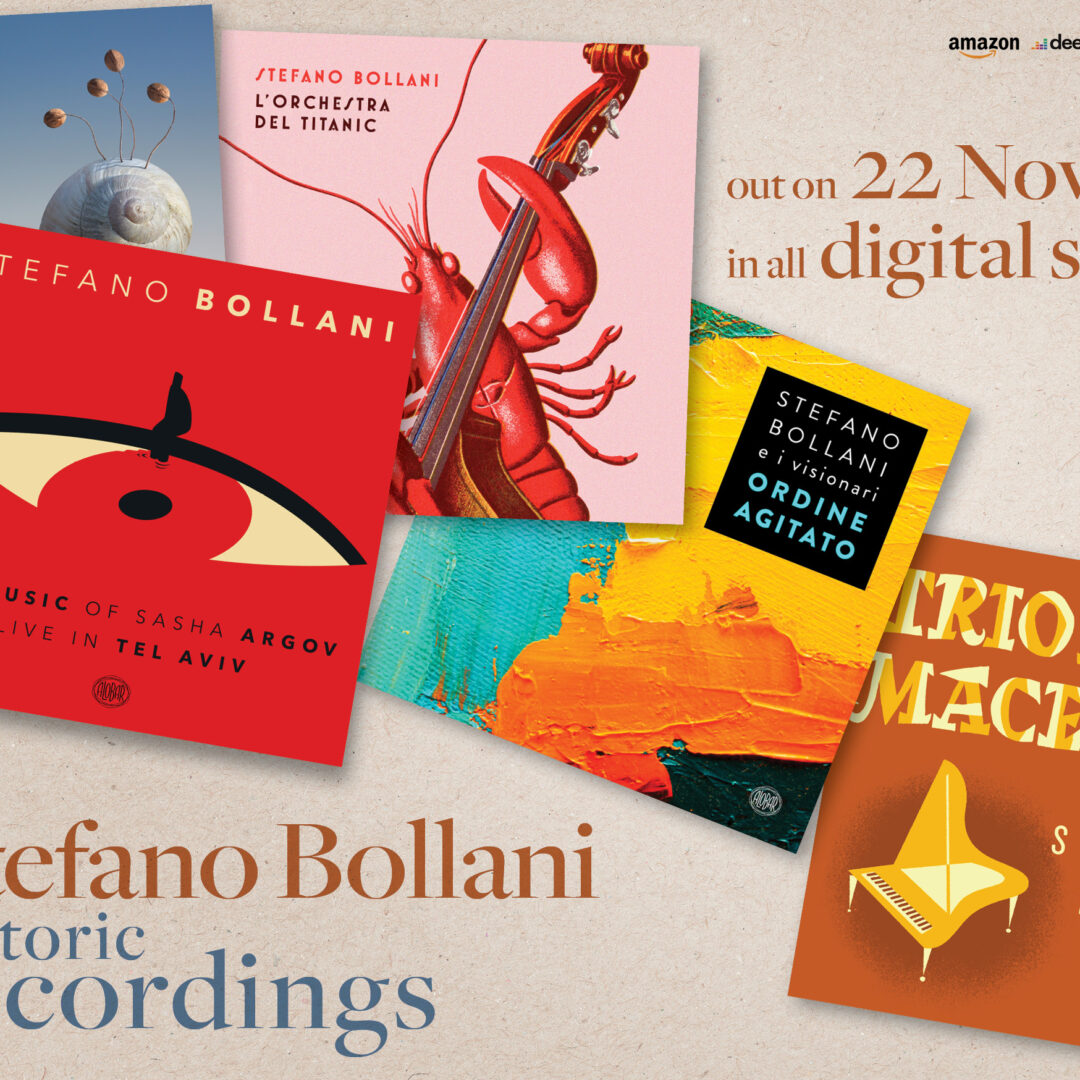 5 historic recordings out in digital stores on 22nd November 2019